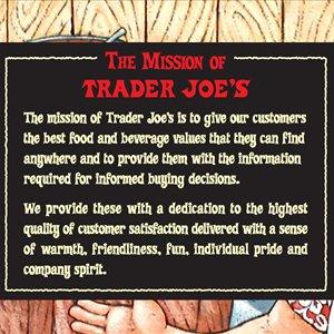 Trader Joe's Mission